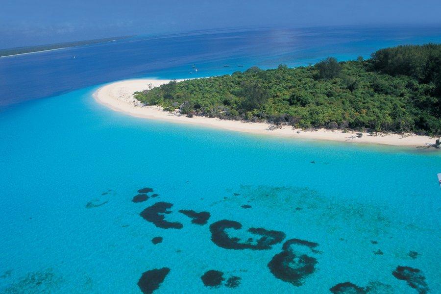 Ile de Mnemba (© Tanzania Tourist Board))