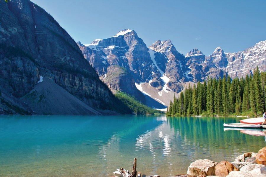 Paysage du Banff National Park (© andredistel - iStockphoto.com))