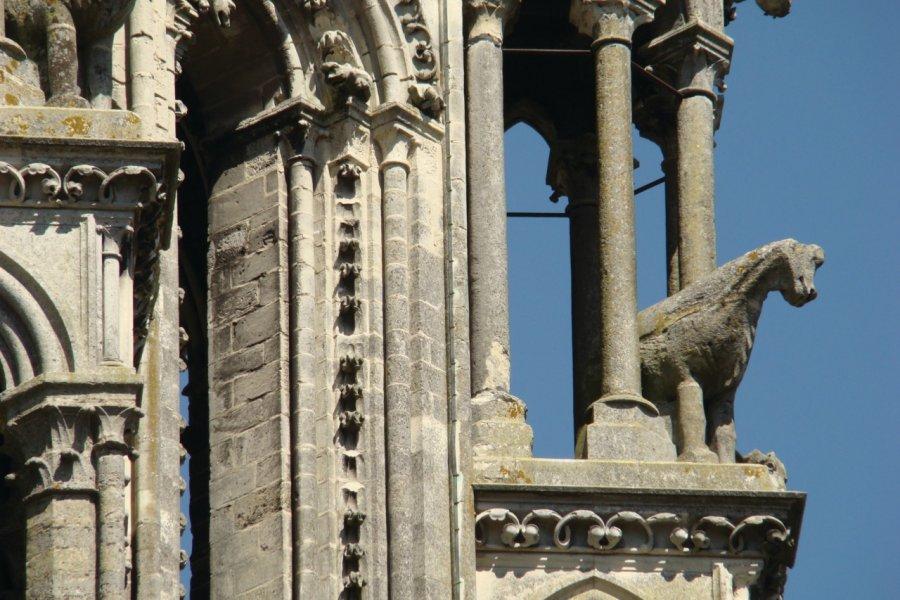 La cathédrale Notre-Dame de Laon (© Arenysam - Fotolia))
