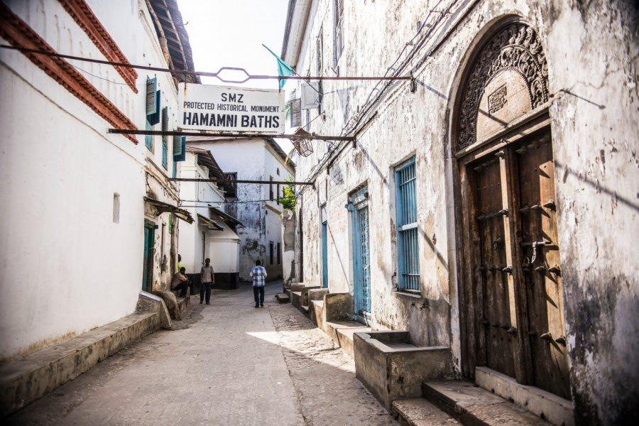 Anciens bains Hamamni à Stone Town, Zanzibar. (© Sun_Shine - Shutterstock.com))