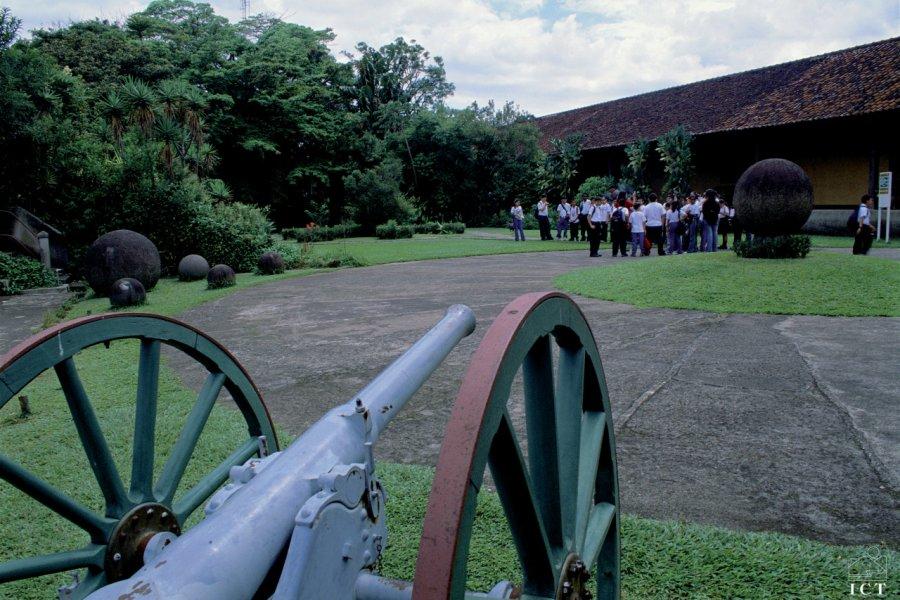 Jardin du Musée National de San José (© ICT (Institut Costaricien de Tourisme)))