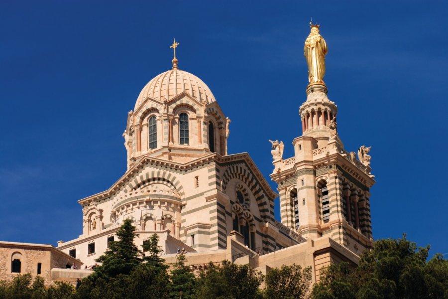 La basilique Notre-Dame-de-la-Garde (© Lawrence Banahan - Author's Image))