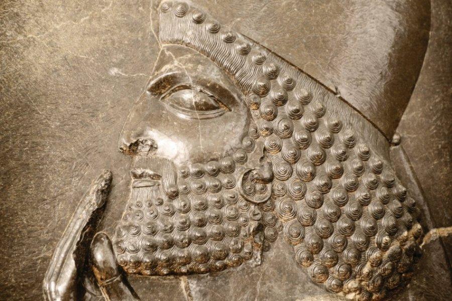 Soldat perse, Persépolis. (© Kickimages - iStockphoto))