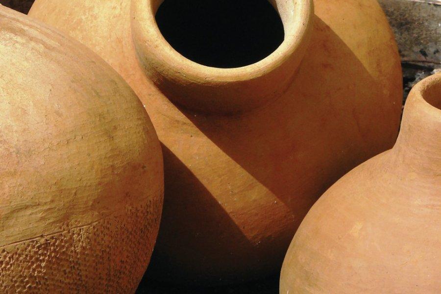 Les canaris de la coopérative artisanale. (© Elodie VERMEIL))