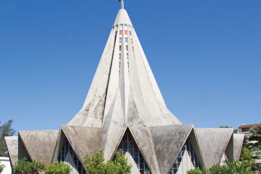 Eglise Saint-Anthony. (© Swisshippo - iStockphoto))
