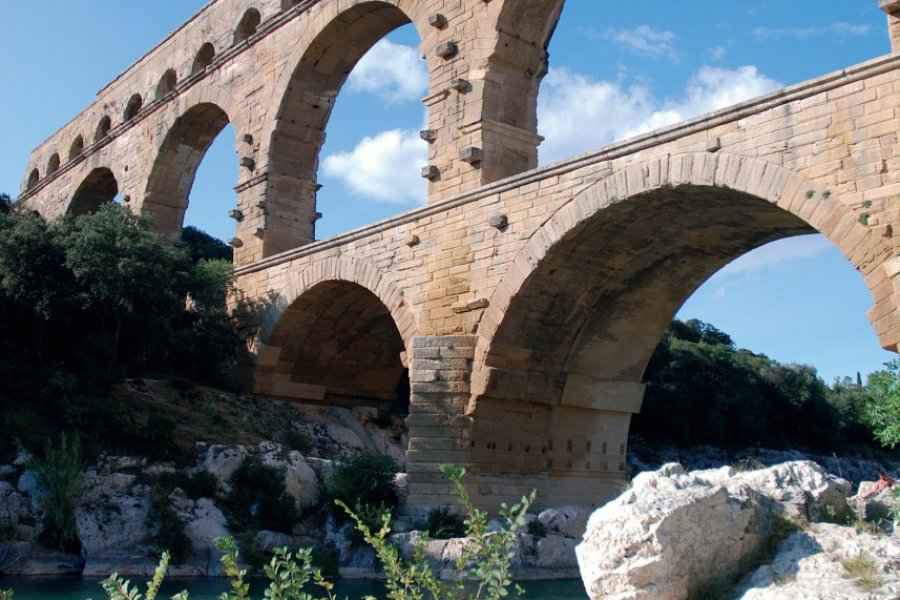 Pont du Gard (© Alain MISKOVIC - Fotolia))