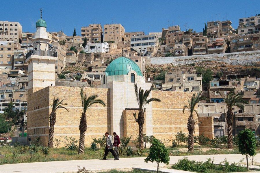 Mosquée Thu Alnooreen. (© Visit Jordan))