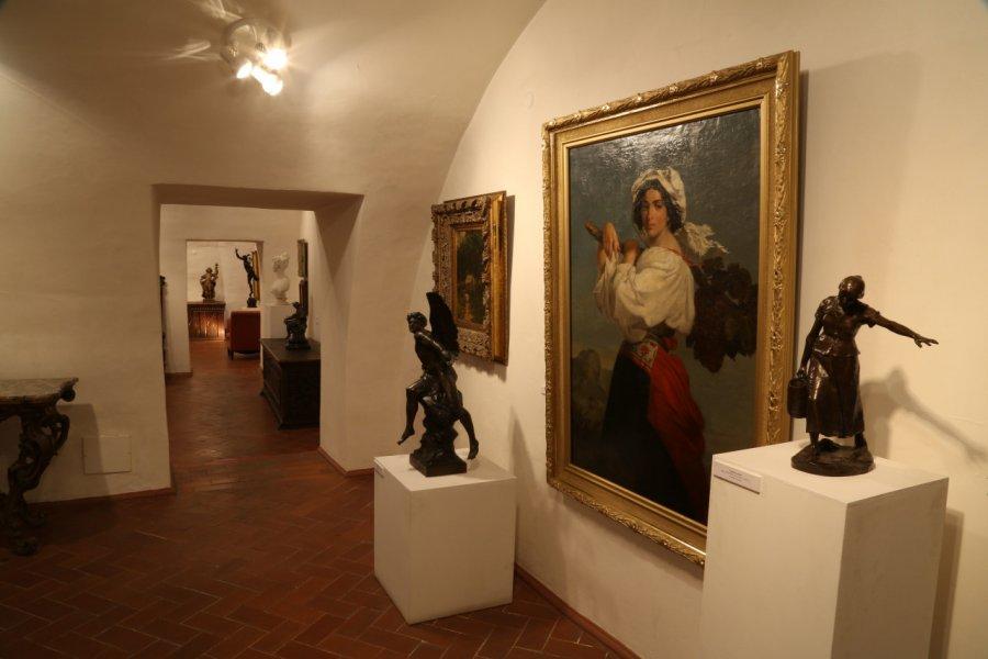 Musée de Kazys Varnelis. (© Arūnas Baltėnas))