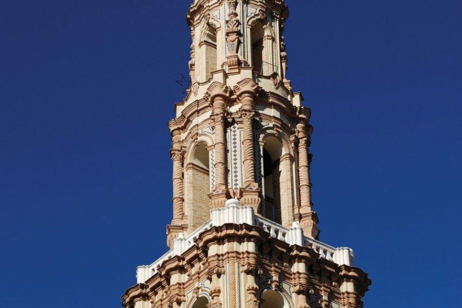 Clocher de l'église d'Ecija. (© CaronB - iStockphoto))