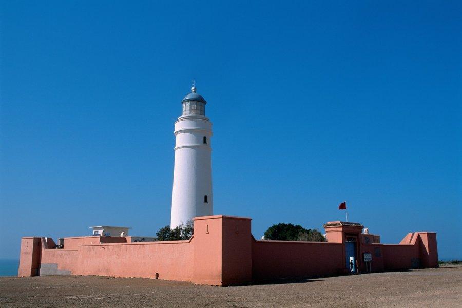 Le cap Rhir est situé sur la route vers Agadir. (© Author's Image))