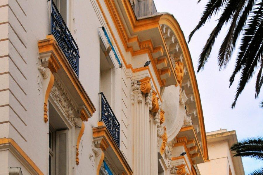 Architecture d'Oran. (© mtcurado))