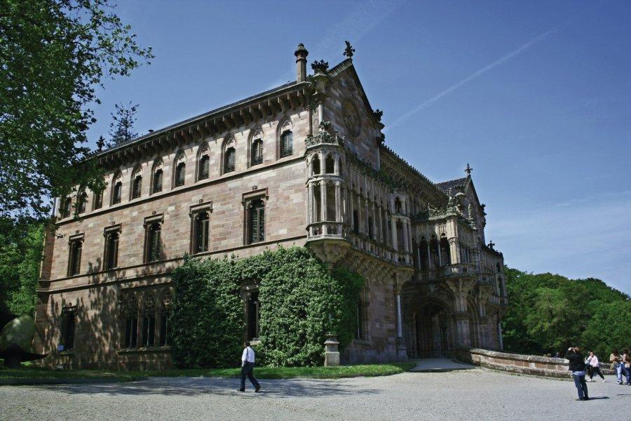 Palais de Sobrellano. (© Imagenatural - Fotolia))