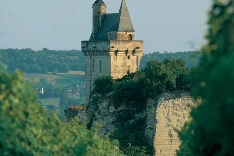 Tour de la Forteresse Royale de Chinon (© MARC JAUNEAUD - ICONOTEC))