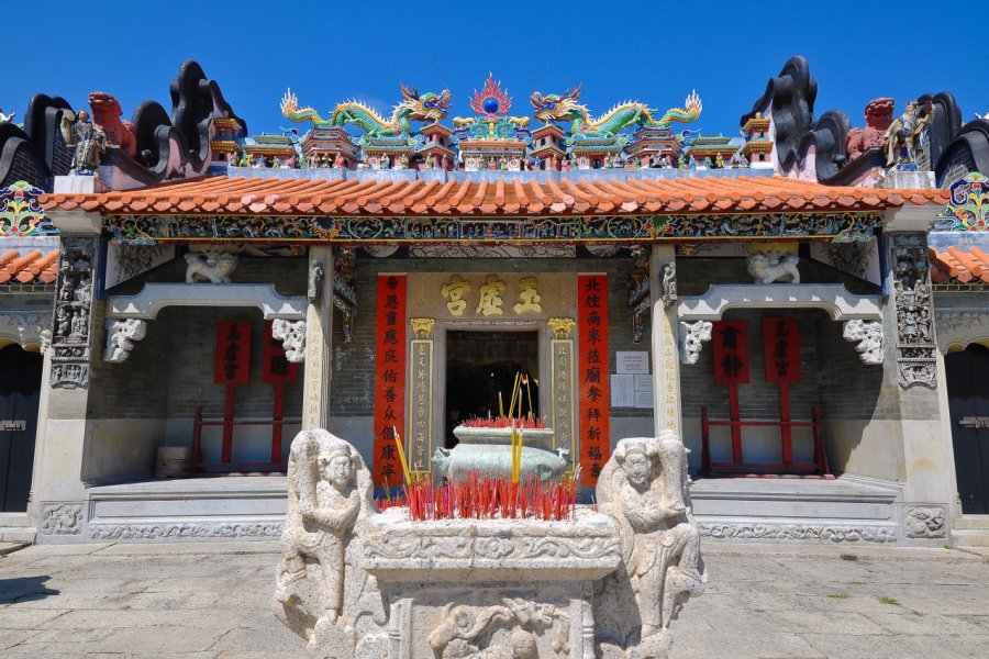 Temple des Six Banians. (© Stripped Pixel - Shutterstock.com))