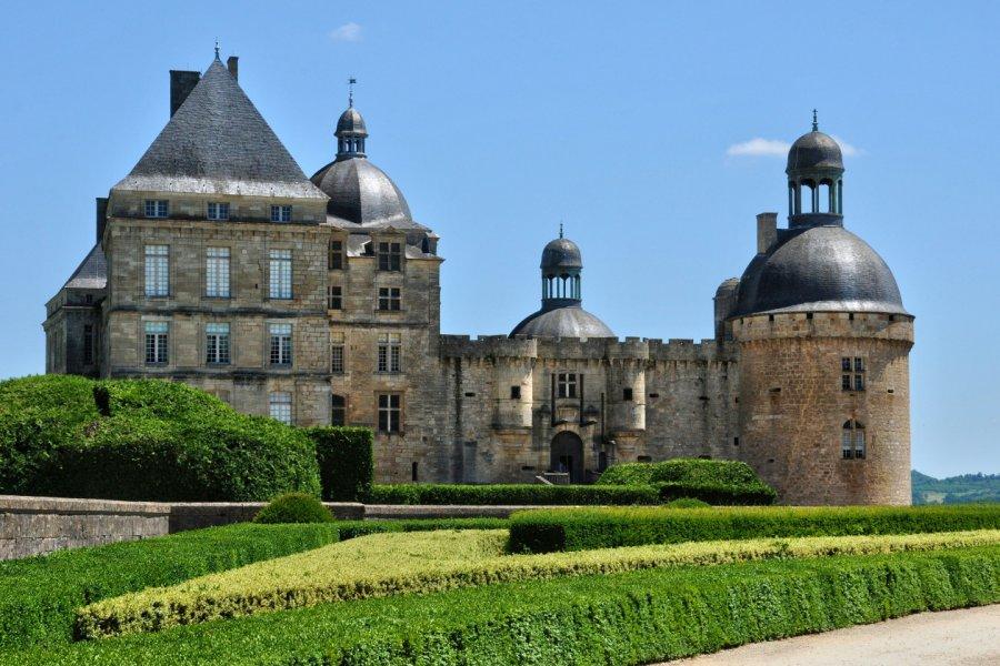 Intérieur du château de Hautefort. (© PackShot - Fotolia))