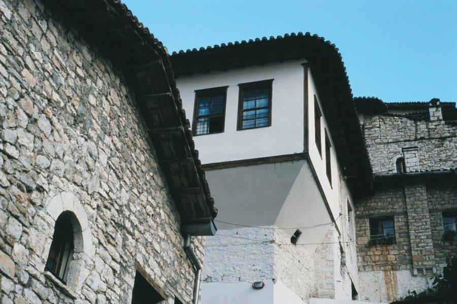 Vieux quartiers de Berat. (© Julie Briard))