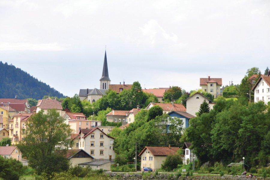 Villers-le-Lac (© PHILETDOM - Fotolia))