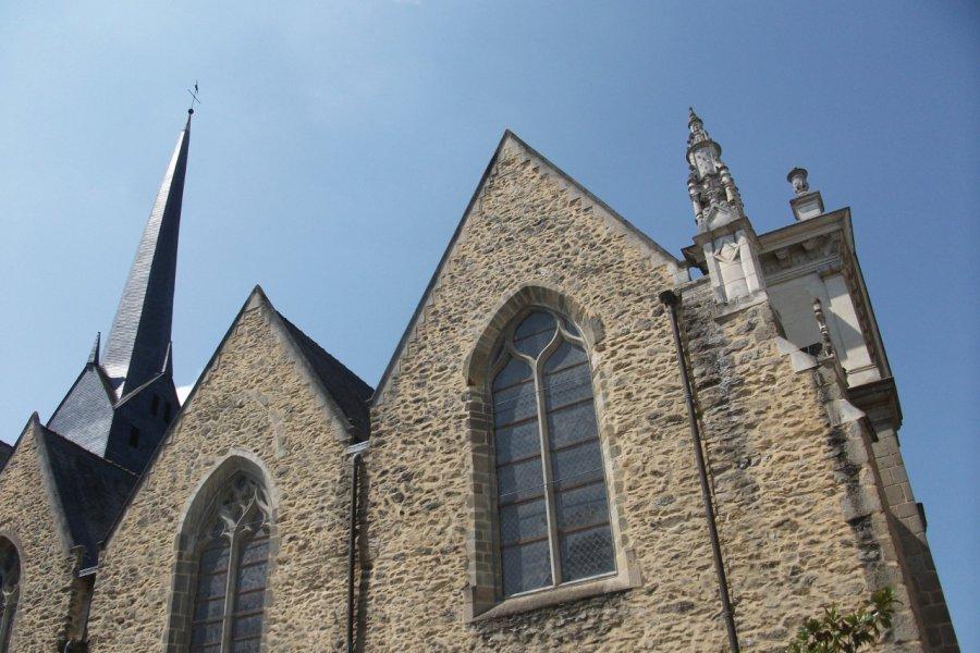 L'église Saint-Vénérand (© Béatrice DEMERSSEMAN))