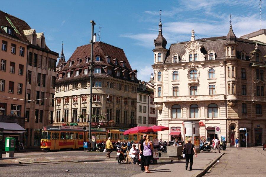 Marktplatz, la place du marché. (© Philippe GUERSAN - Author's Image))