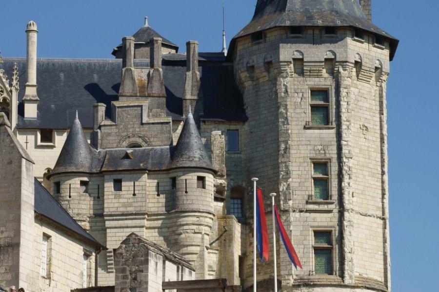 Le château de Saumur (© Neyak - Fotolia))
