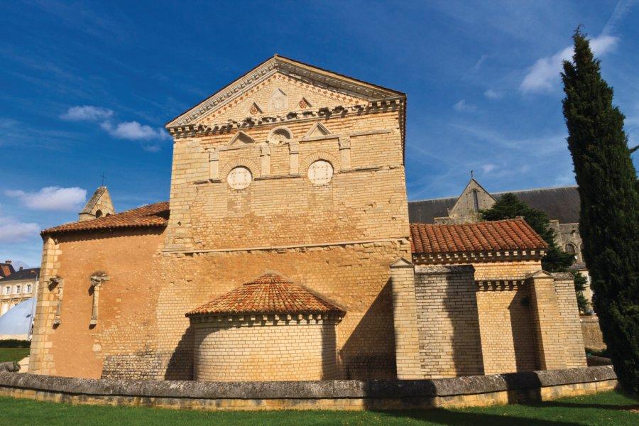 Le baptistère Saint-Jean (© Lawrence Banahan - Author's Image))