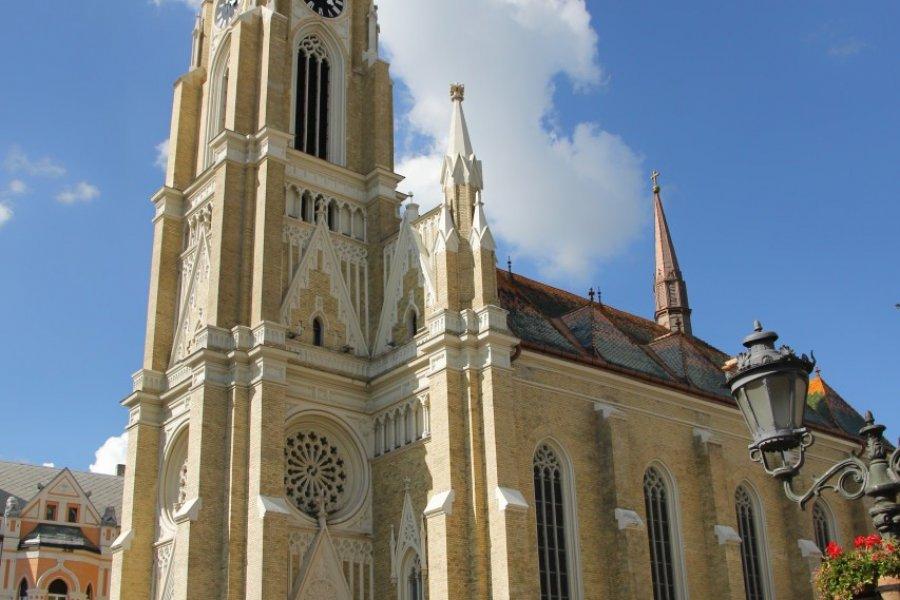 Église du Nom-de-Marie de Novi Sad. (© Tijana photography - Shutterstock.com))