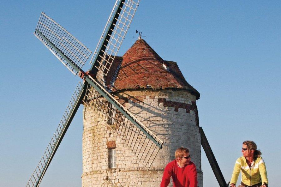 Le moulin de Norbécourt (© Olivier LECLERCQ))