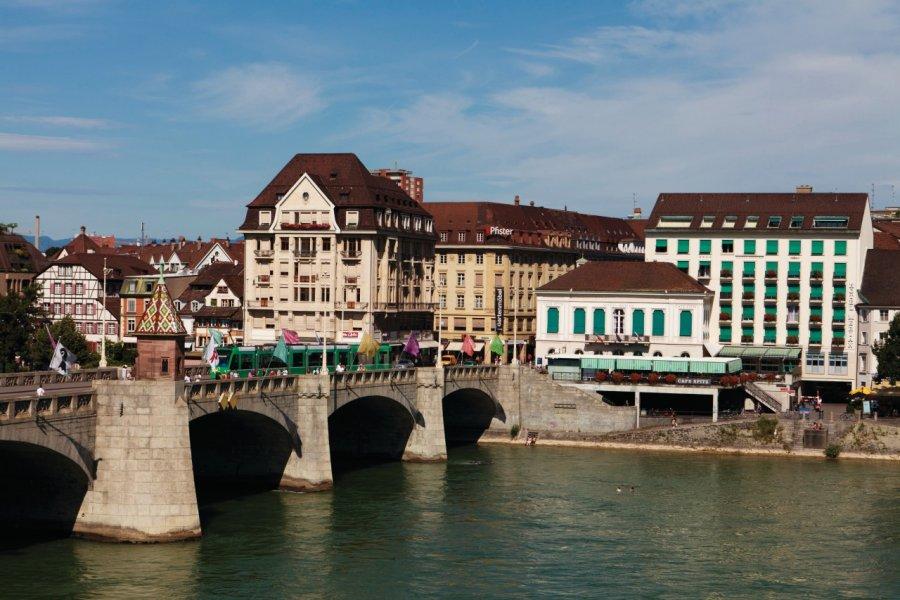 Mittlere Brücke. (© Philippe GUERSAN - Author's Image))