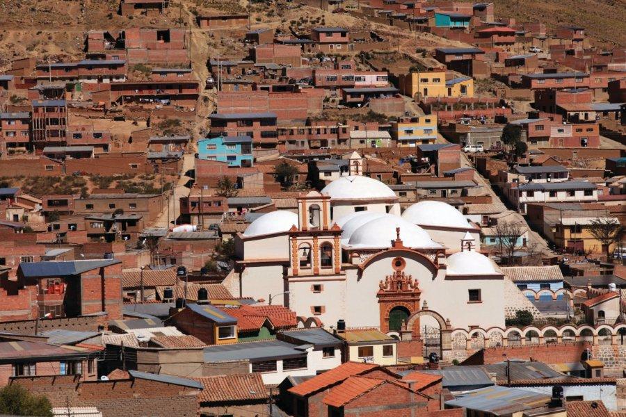 Potosí. (© Arnaud BONNEFOY))
