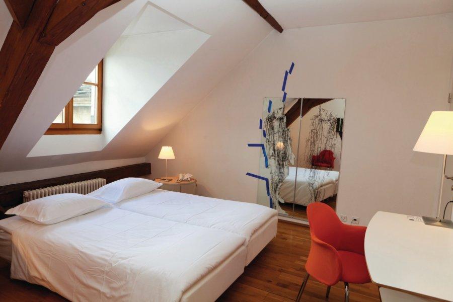 Hôtel Teufelhof. (© Philippe GUERSAN - Author's Image))