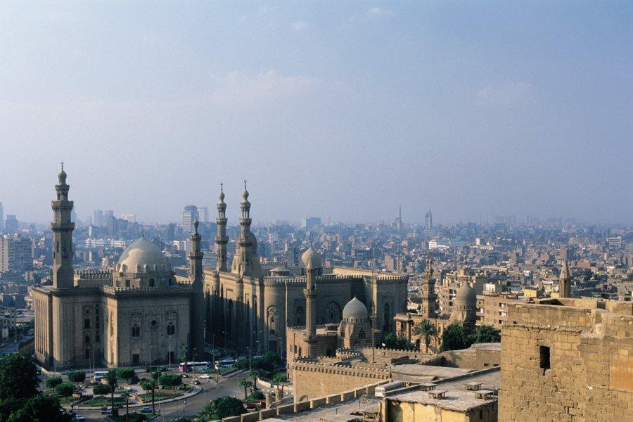 Mosquées Sultan Hassan et Er-Rifaï. (© Author's Image))