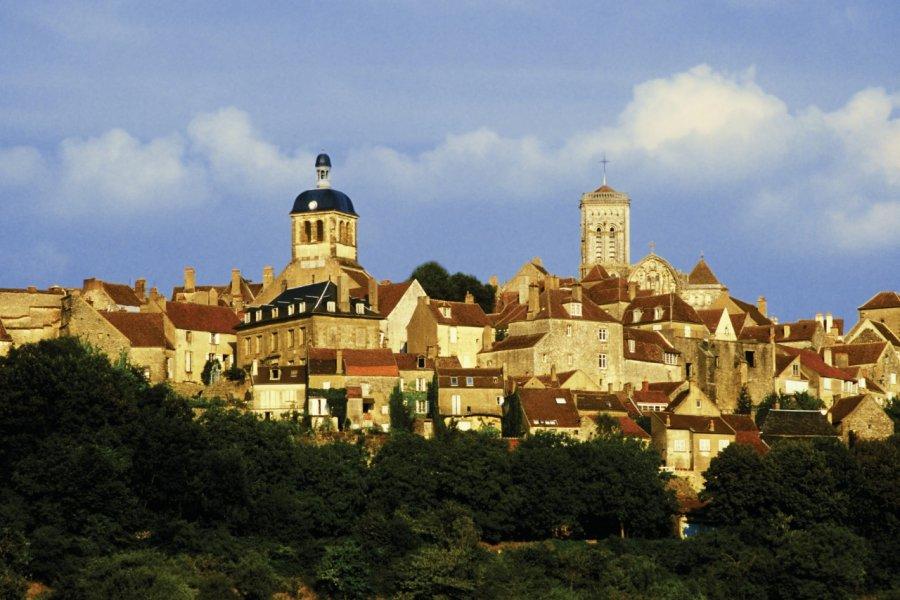 Village du Vézelay. (© Kodachrome25 - iStockphoto))