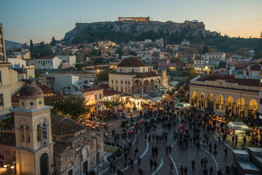 Athènes. (© Rex_Wholster))