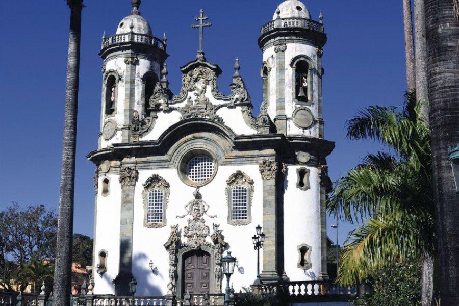 Église de São João del Rei. (© Snaptitude - Fotolia))