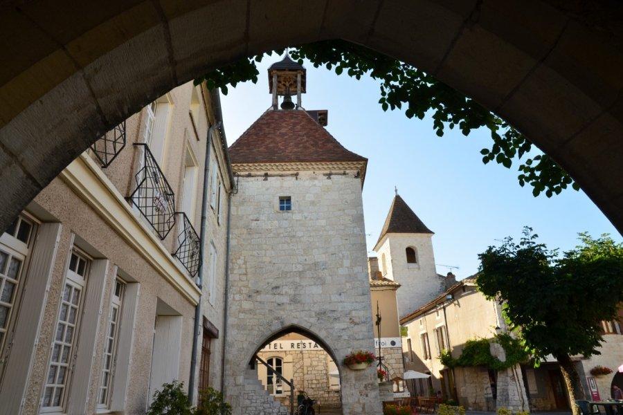 Tournon-d'Agenais. (© CDT47))