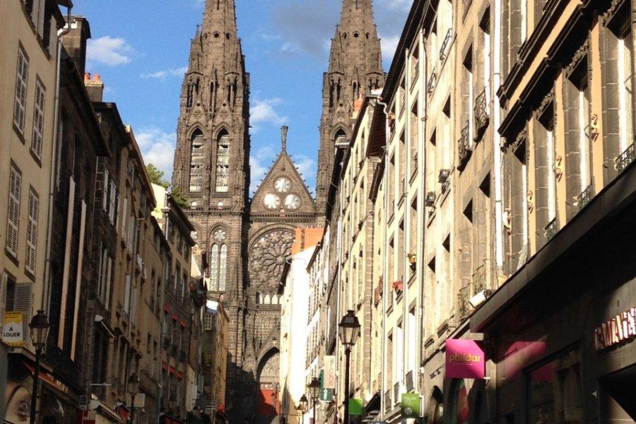 Cathédrale Notre Dame de L'Assomption. (© Céline Lopez))