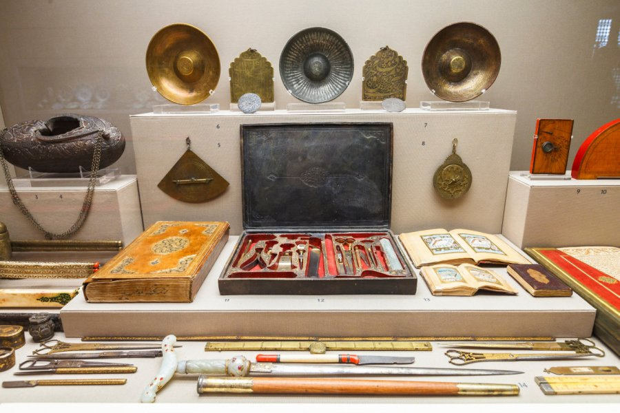 Le musée Benaki d'art islamique. (© Milan Gonda  - Shutterstock.com))