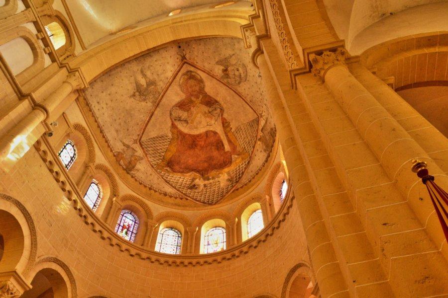Intérieur de la basilique du sacré-coeur, Paray-le-Monial. (© PackShot - stock.adobe.com))