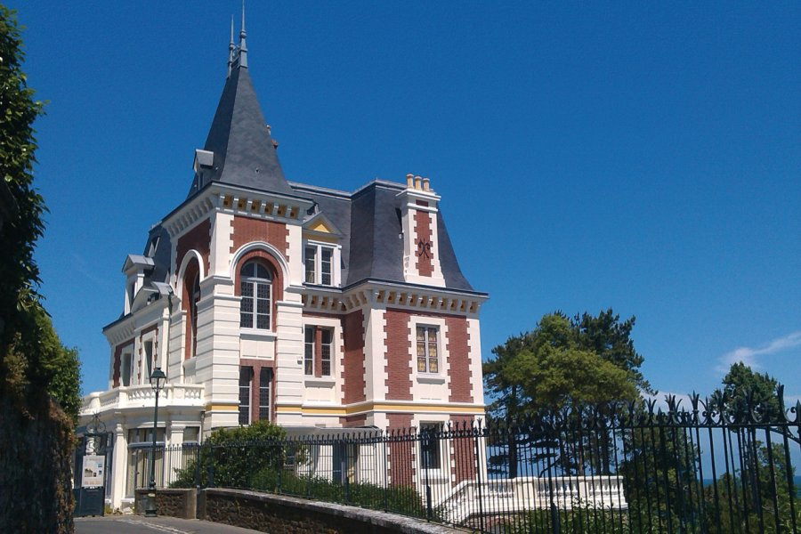 Villa Les Roches Brunes (© Ville de Dinard))