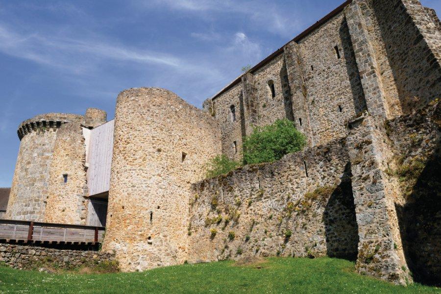 Château de la Madeleine (© PackShot - Fotolia))
