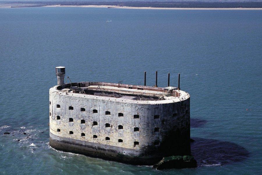 Le fort Boyard (© PHOVOIR))