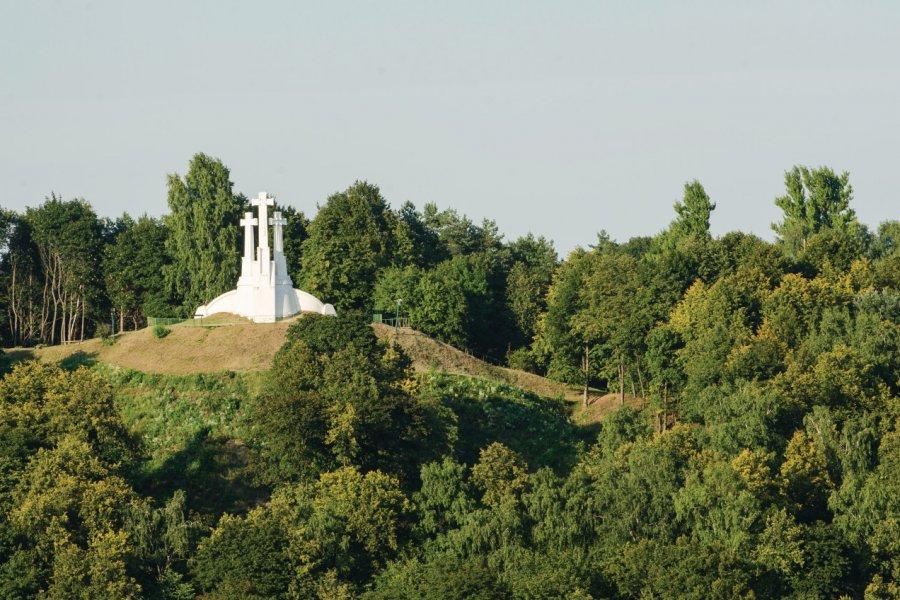 Colline des Trois Croix. (© Krivinis))
