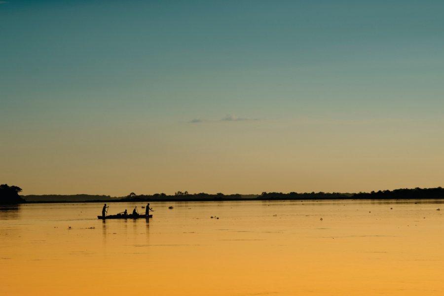 Sur le fleuve Congo. (© Guenterguni - iStockphoto))