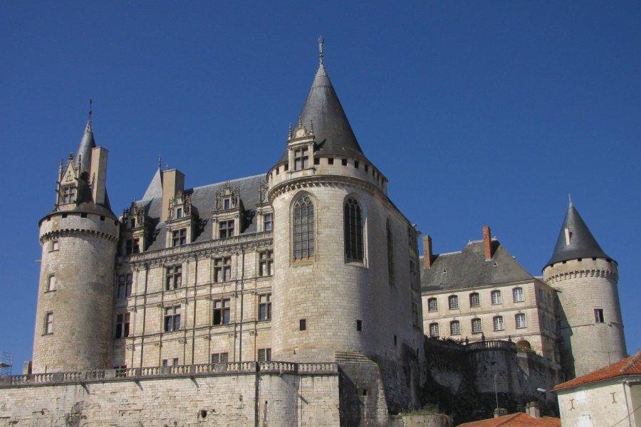 Le château de La Rochefoucauld (© Jimjag - Fotolia))