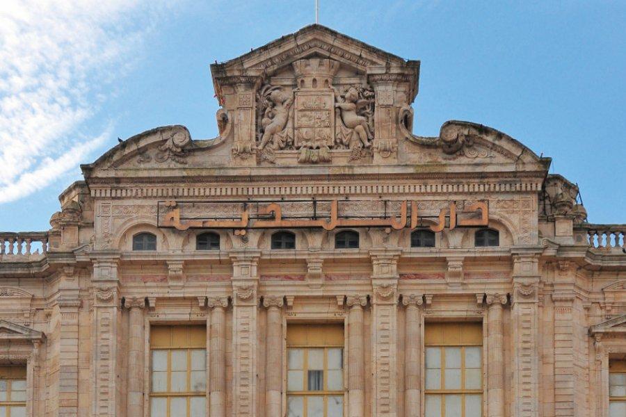 Hôtel de ville d'Oran. (© mtcurado))