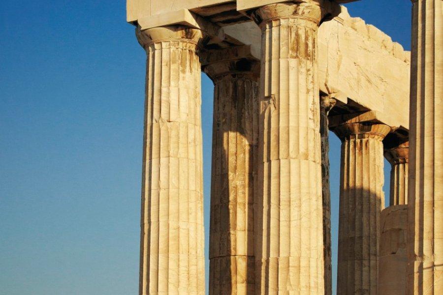 Le Parthénon. (© Richard Taylor))
