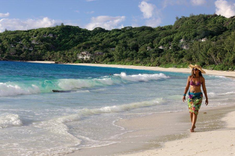 Plage de l'Intendance. (© Barbara & Hartmut Röder - Office du tourisme des Seychelles))