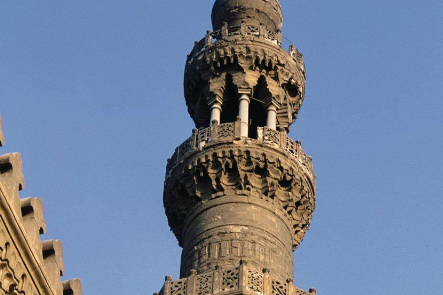 Minaret d'une mosquée. (© Author's Image))