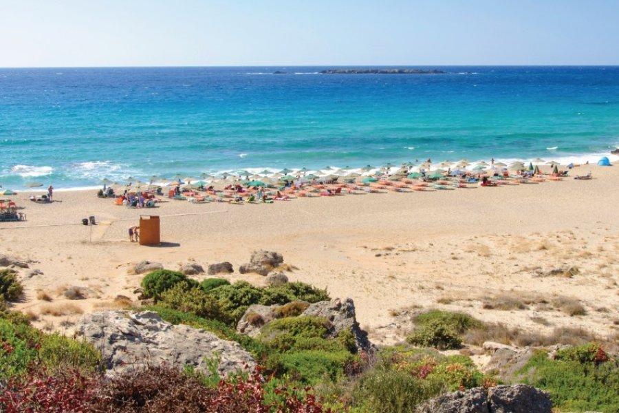 La plage de Falassarna. (© Stanciuc - iStockphoto))