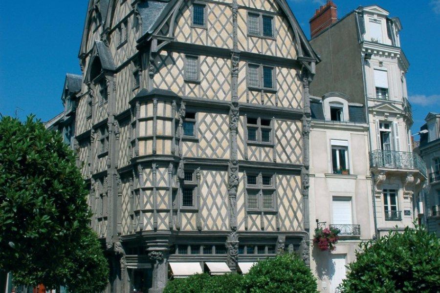La Maison d'Adam à Angers (© LEONIDAS - FOTOLIA))